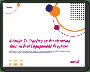 Guide for Virtual Engagement Program